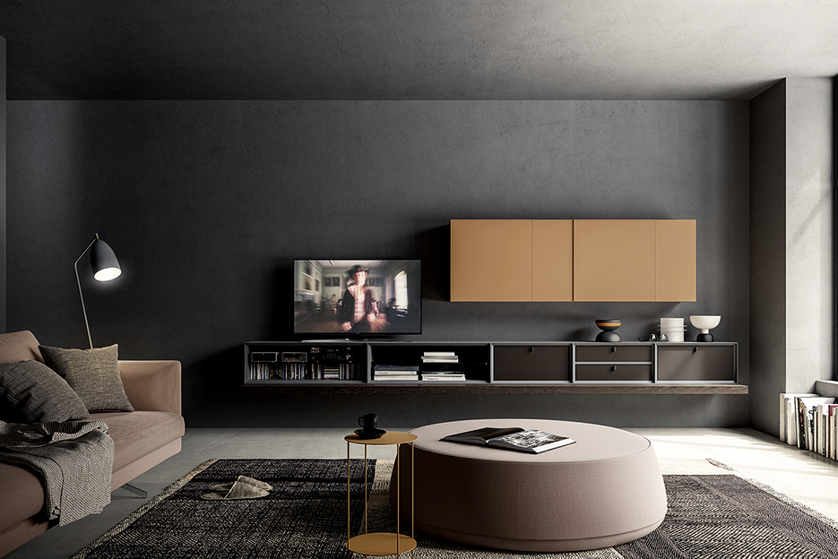 Muebles Baigorri para salon