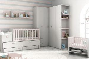Muebles Baigorri para dormitorios de bebe