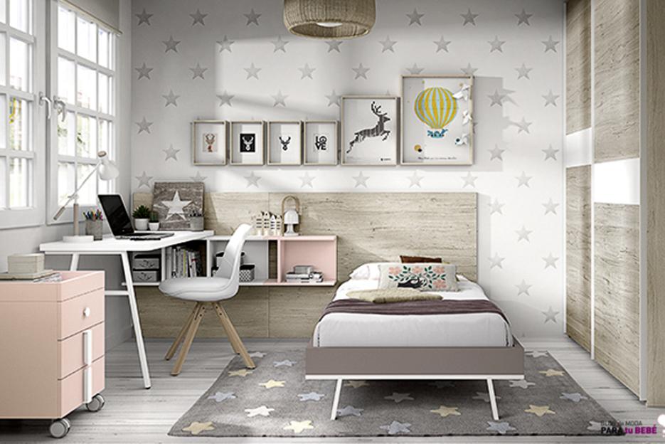 Muebles Baigorri para dormitorios juveniles