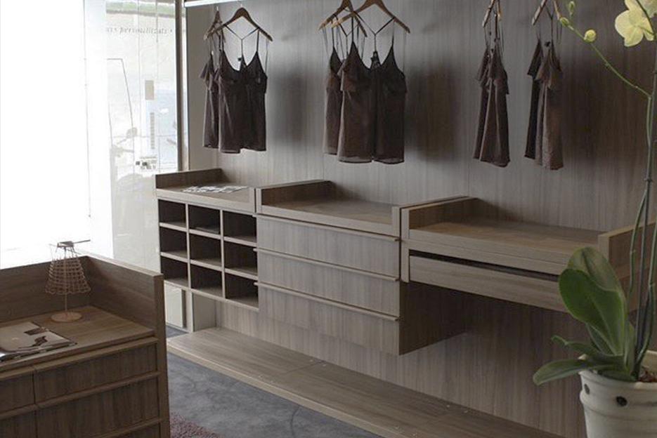 Muebles Baigorri vestidores